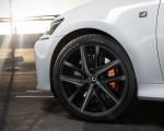 2020 Lexus GS 350 F SPORT Black Line Special Edition Wheel Wallpapers 150x120 (3)