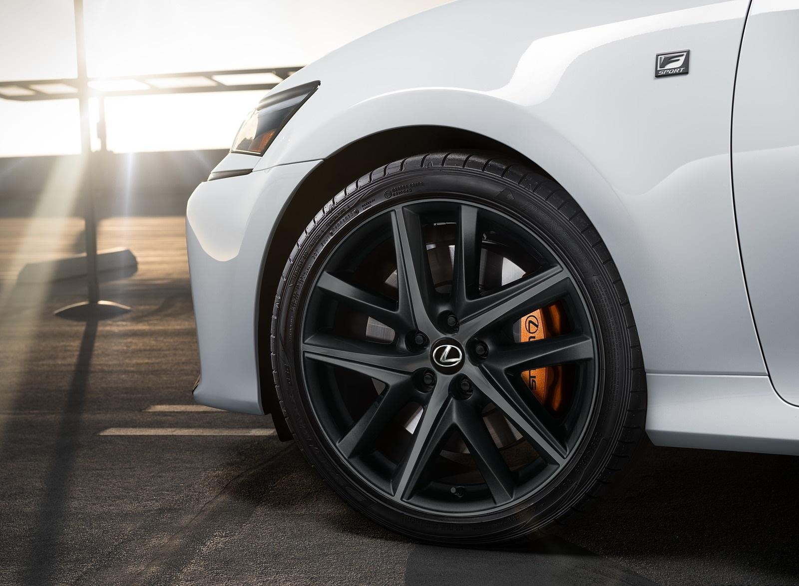 2020 Lexus GS 350 F SPORT Black Line Special Edition Wheel Wallpapers (3)