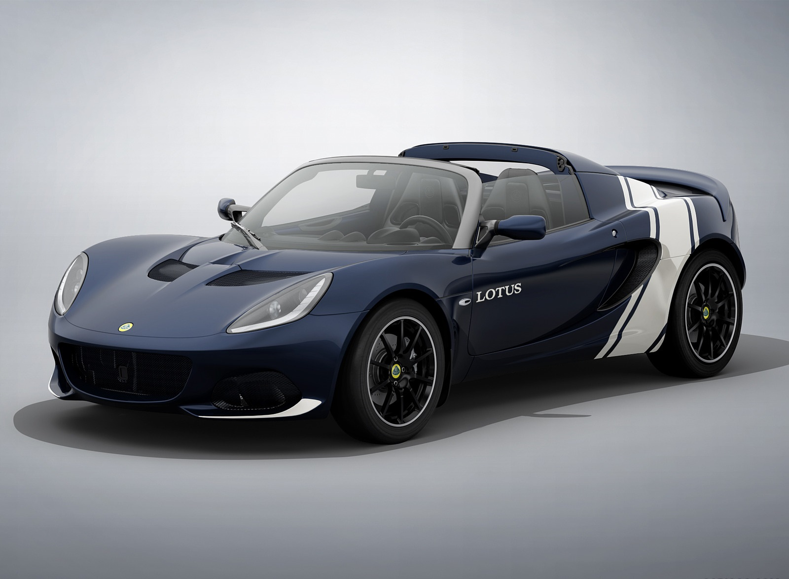 2020 Lotus Elise Classic Heritage Edition in tribute to Type 18 Front Three-Quarter Wallpapers (10)