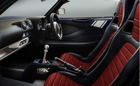 2020 Lotus Elise Classic Heritage Edition in tribute to Type 18 Interior Wallpapers 450x275 (12)