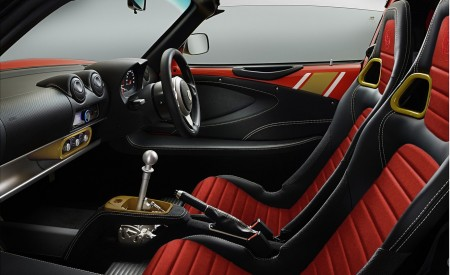 2020 Lotus Elise Classic Heritage Edition in tribute to Type 49B Interior Wallpapers 450x275 (3)