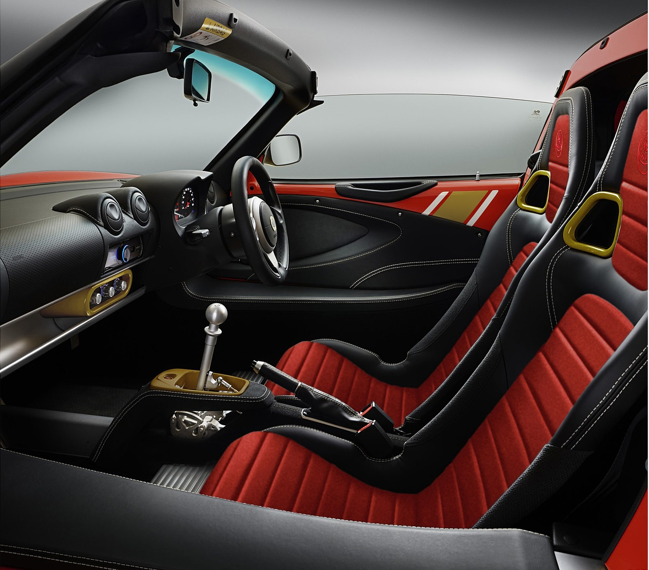2020 Lotus Elise Classic Heritage Edition in tribute to Type 49B Interior Wallpapers (3)