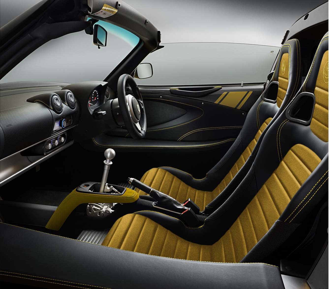 2020 Lotus Elise Classic Heritage Edition in tribute to Type 72D Interior Wallpapers (6)
