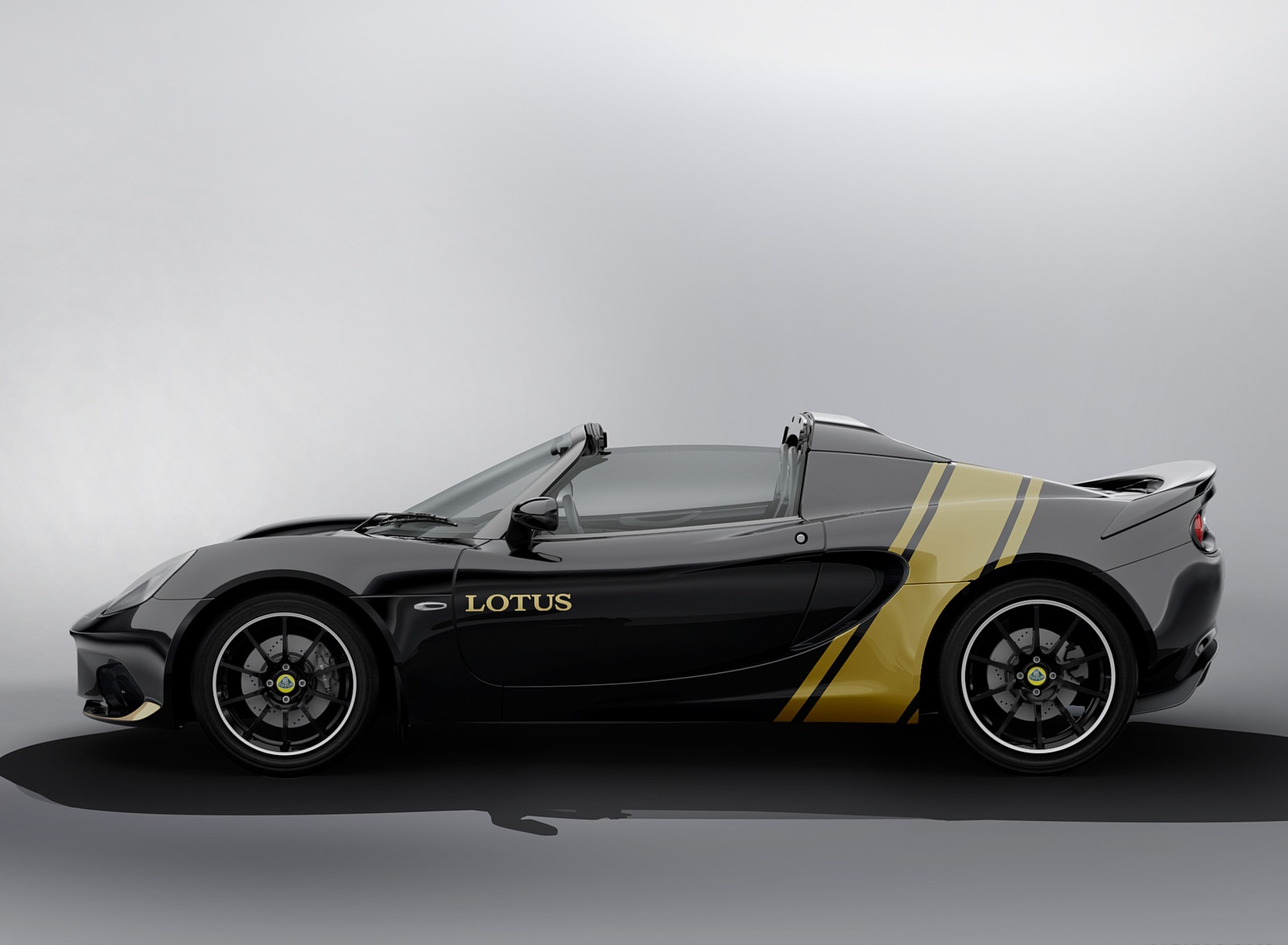 2020 Lotus Elise Classic Heritage Edition in tribute to Type 72D Side Wallpapers (5)