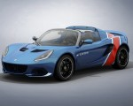 2020 Lotus Elise Classic Heritage Edition in tribute to Type 81 Front Three-Quarter Wallpapers 150x120 (7)