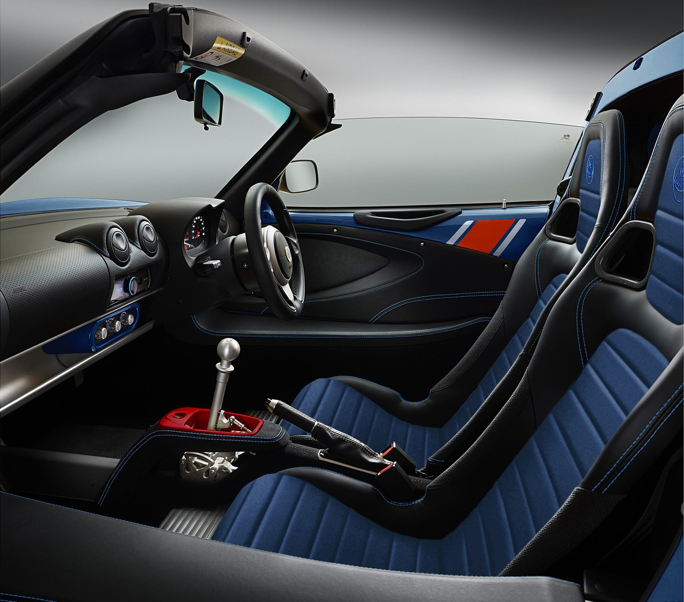 2020 Lotus Elise Classic Heritage Edition in tribute to Type 81 Interior Wallpapers (9)