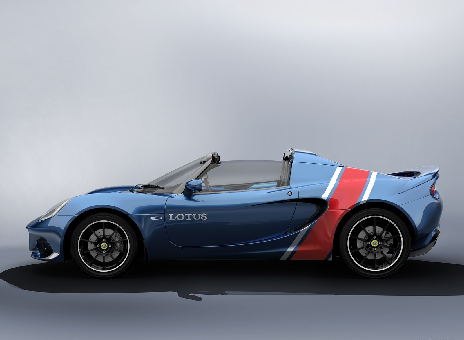2020 Lotus Elise Classic Heritage Edition in tribute to Type 81 Side Wallpapers (8)