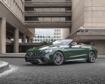2020 Mercedes-AMG S 63 Cabriolet (US-Spec) Front Three-Quarter Wallpapers 150x120 (15)