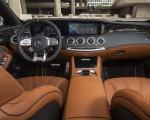 2020 Mercedes-AMG S 63 Cabriolet (US-Spec) Interior Cockpit Wallpapers 150x120 (44)
