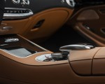 2020 Mercedes-AMG S 63 Cabriolet (US-Spec) Interior Detail Wallpapers 150x120 (41)