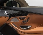 2020 Mercedes-AMG S 63 Cabriolet (US-Spec) Interior Detail Wallpapers 150x120 (38)