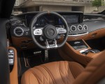 2020 Mercedes-AMG S 63 Cabriolet (US-Spec) Interior Wallpapers 150x120 (46)