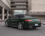 2020 Mercedes-AMG S 63 Cabriolet (US-Spec) Rear Three-Quarter Wallpapers 150x120 (20)