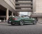 2020 Mercedes-AMG S 63 Cabriolet (US-Spec) Rear Three-Quarter Wallpapers 150x120 (18)