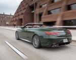 2020 Mercedes-AMG S 63 Cabriolet (US-Spec) Rear Three-Quarter Wallpapers 150x120 (13)