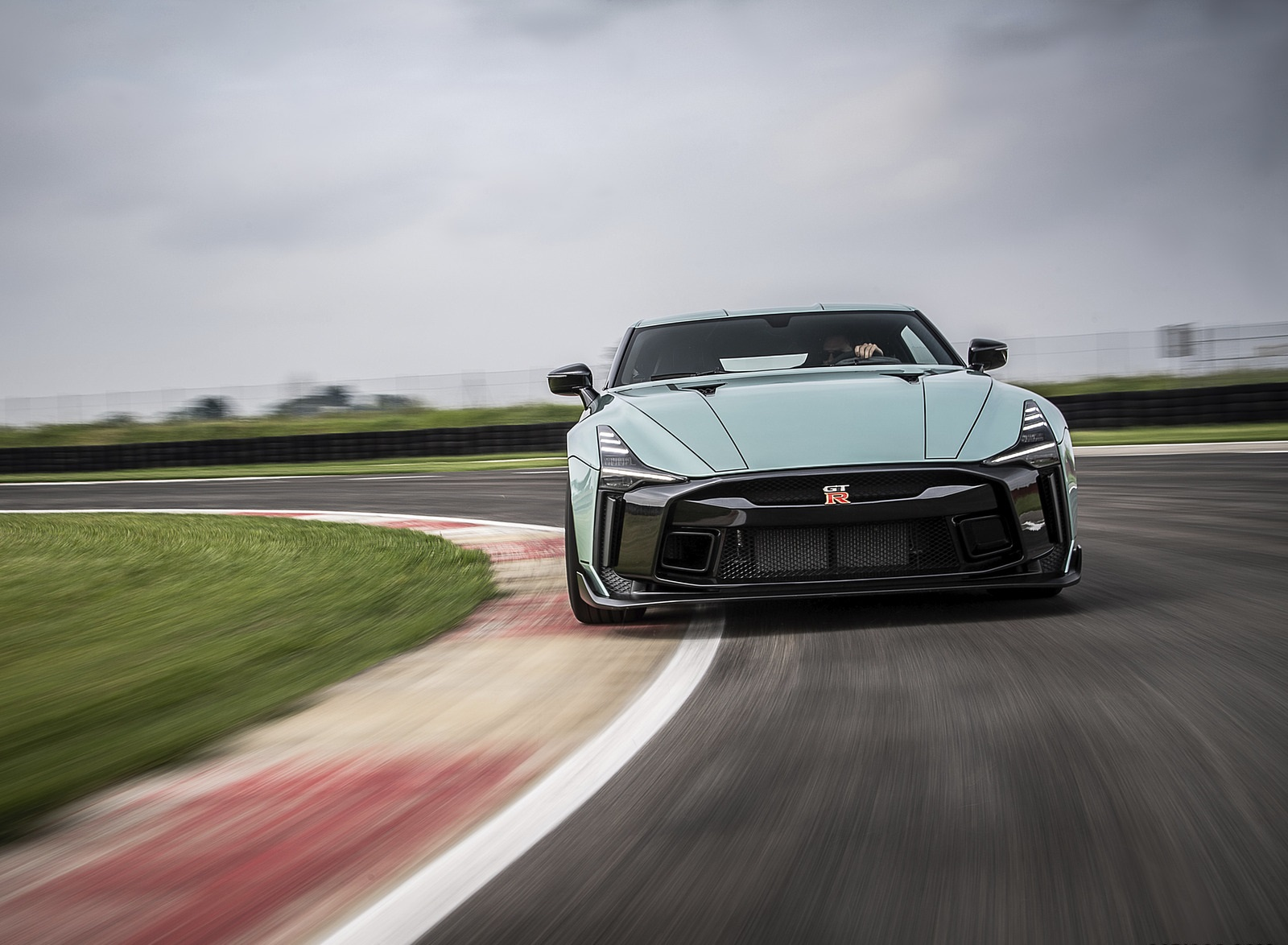 2020 Nissan GT-R 50 by Italdesign Front Wallpapers (1)