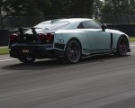 2020 Nissan GT-R 50 by Italdesign Rear Three-Quarter Wallpapers 150x120 (3)