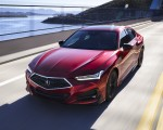 2021 Acura TLX Front Three-Quarter Wallpapers 150x120 (3)
