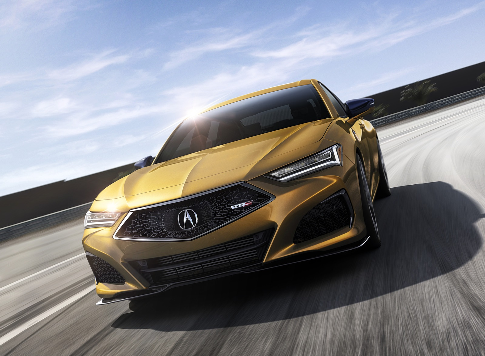 2021 Acura TLX Front Wallpapers (5)