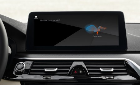 2021 BMW 5 Series Central Console Wallpapers 450x275 (34)