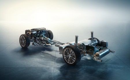 2021 BMW 5 Series Chassis Wallpapers 450x275 (40)