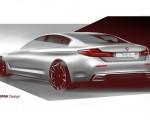 2021 BMW 5 Series Design Sketch Wallpapers 150x120 (42)