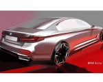 2021 BMW 5 Series Design Sketch Wallpapers 150x120 (43)