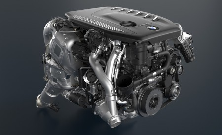 2021 BMW 5 Series Engine Wallpapers 450x275 (37)