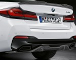 2021 BMW 5 Series M Performance Parts Exhaust Wallpapers 150x120 (16)