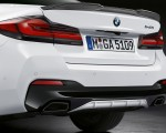 2021 BMW 5 Series M Performance Parts Exhaust Wallpapers 150x120 (17)
