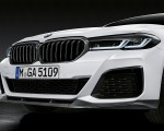2021 BMW 5 Series M Performance Parts Front Bumper Wallpapers 150x120 (5)