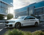 2021 BMW 5 Series M Performance Parts Wallpapers HD