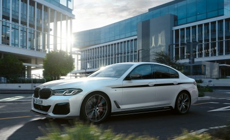 2021 BMW 5 Series M Performance Parts Wallpapers & HD Images