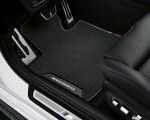 2021 BMW 5 Series M Performance Parts Interior Floor Mat Wallpapers 150x120 (20)
