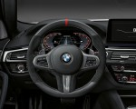2021 BMW 5 Series M Performance Parts Interior Steering Wheel Wallpapers 150x120 (21)