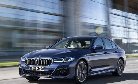 2021 BMW 5 Series Plug-In Hybrid Wallpapers HD