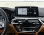 2021 BMW 540i Central Console Wallpapers 150x120 (29)