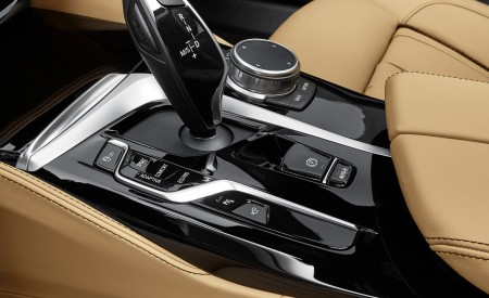 2021 BMW 540i Central Console Wallpapers 450x275 (28)