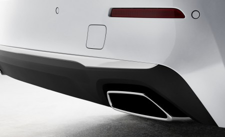2021 BMW 540i Exhaust Wallpapers 450x275 (21)