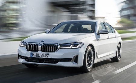 2021 BMW 5 Series Wallpapers & HD Images