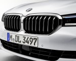 2021 BMW 540i Grill Wallpapers 150x120 (15)