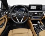 2021 BMW 540i Interior Cockpit Wallpapers 150x120 (25)