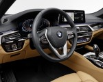 2021 BMW 540i Interior Wallpapers 150x120 (26)