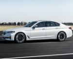 2021 BMW 540i Side Wallpapers 150x120 (7)