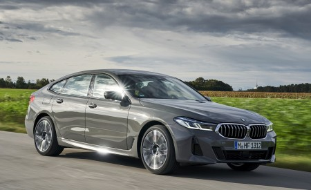 2021 BMW 6 Series Gran Turismo Wallpapers HD