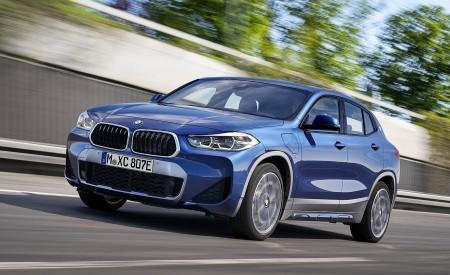 2021 BMW X2 XDrive25e Plug-In Hybrid Wallpapers HD