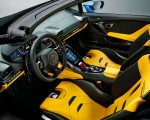 2021 Lamborghini Huracán EVO RWD Spyder Interior Wallpapers 150x120 (12)