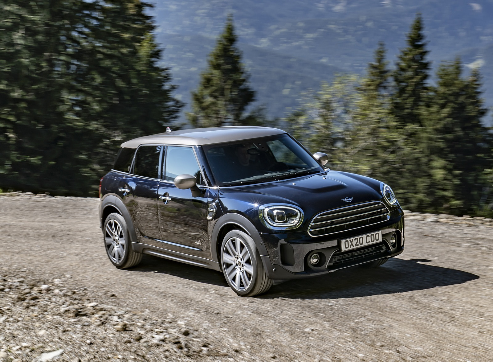 2021 MINI Countryman ALL4 Front Three-Quarter Wallpapers (4)
