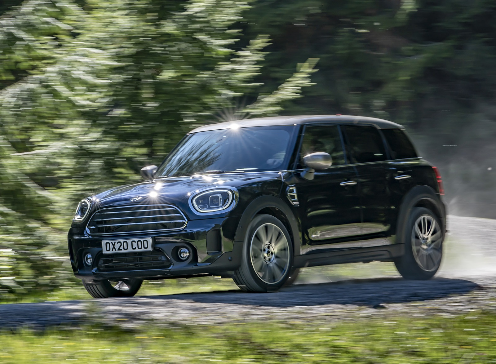 2021 MINI Countryman ALL4 Front Three-Quarter Wallpapers (5)