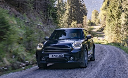 2021 MINI Countryman ALL4 Wallpapers HD
